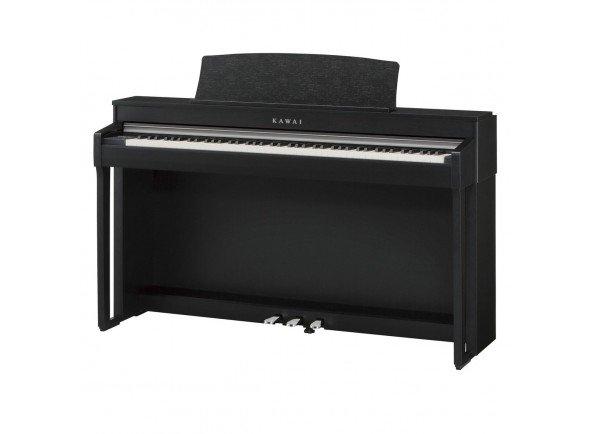 Ver mais informações do Piano Digital Kawai CN37 Satin Black