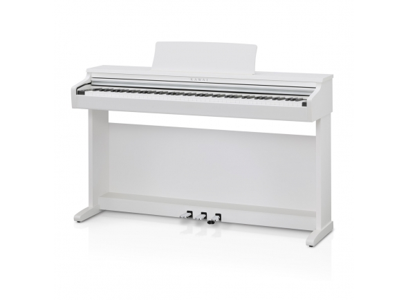 Pianos Digitais de Móvel Kawai KDP 110 Satin White