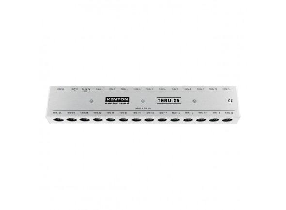 Distribuidor Midi/Ferramentas Midi Kenton MIDI Thru 25