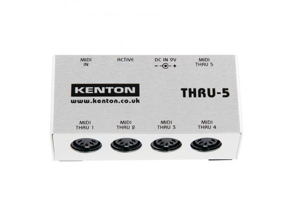 Distribuidor Midi/Ferramentas Midi Kenton MIDI Thru 5