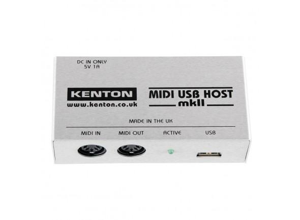 Host USB para conversor de MIDI/Ferramentas Midi Kenton Midi USB Host
