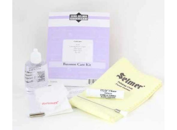 Limpeza e Conservação Kit Limpeza Conn-Selmer Fagote 366BSN