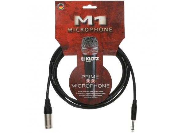 Cabo de microfone/Cables XLR / Micrófono Klotz M1MS1K0100 1M