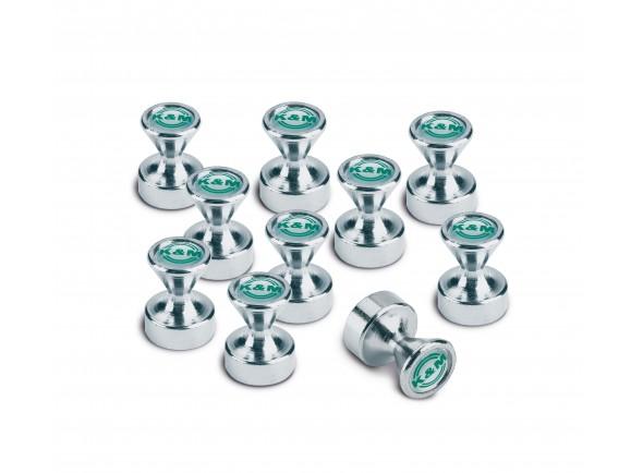 Pinos Magnéticos/Estante para partitura K&M 11581 Magnets