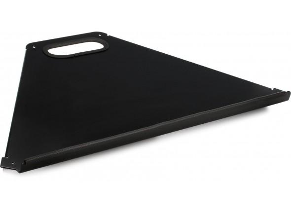 Placa de suporte de alumínio/Outros acessórios para teclados K&M 18876