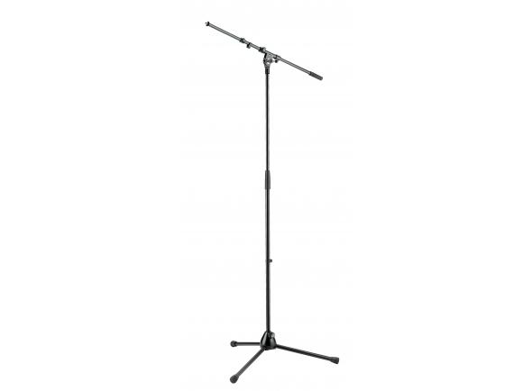Suporte para microfone K&M 210/9 Black