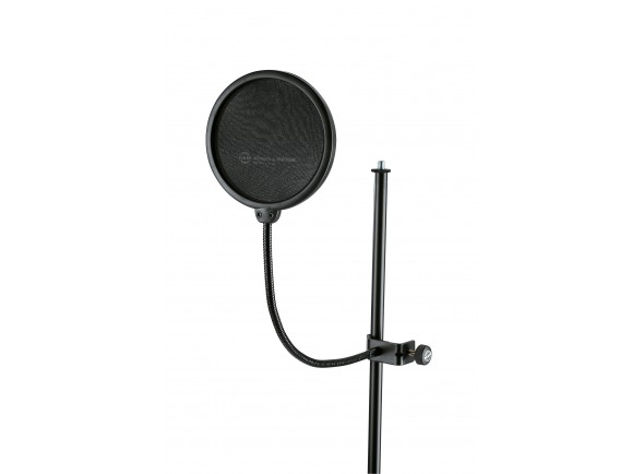 Proteção de Vento para Microfone/Protecção de vento para microfone K&M 23956 Popkiller