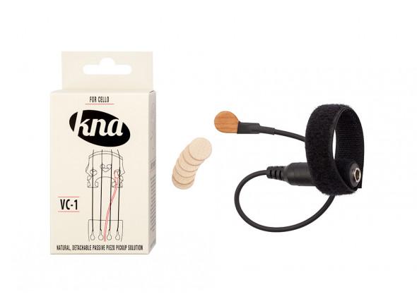 Pickups para violoncelo KNA Pickups   VC-1