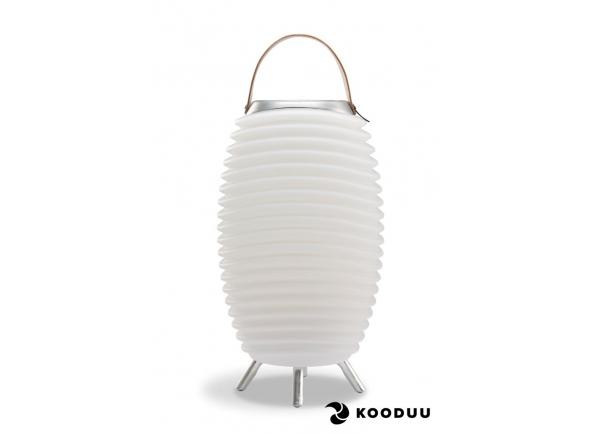 Sistemas Portáteis com Bateria KOODUU Coluna LED Bluetooth Synergy 65