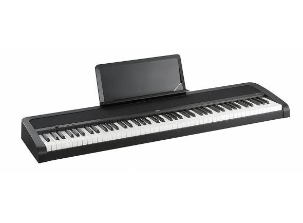 Ver mais informações do Piano Digital Korg B1 Black