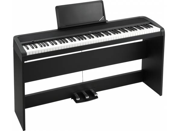 Pianos Digitais de Móvel Korg B1SP Black