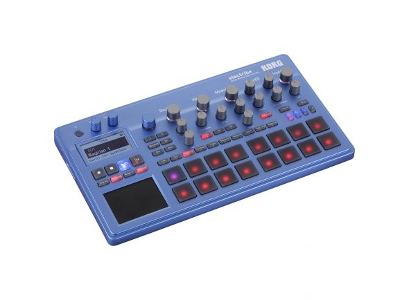 Sintetizadores e Samplers Korg Electribe Blue