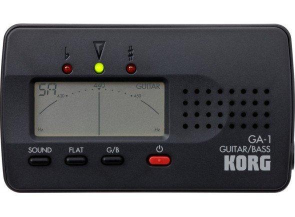 Afinador/Afinador de Guitarra Korg GA-1