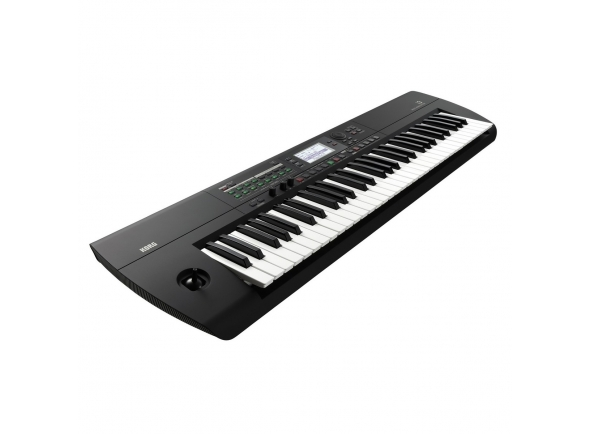 Workstations Korg I3 Portable Arranger Workstation, Black