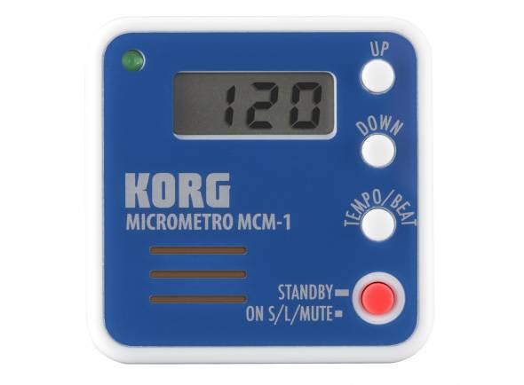 Metrônomo Korg MCM-1 Blue
