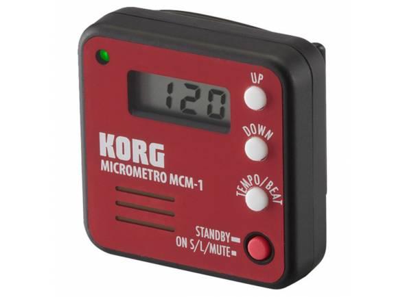 Metrônomo Korg MCM-1 Red
