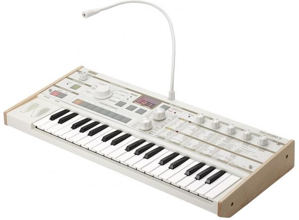 Sintetizadores e Samplers Korg Micro S Synthesizer Vocoder B-Stock