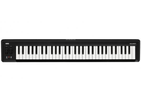 Teclados MIDI Controladores Korg microKEY 61 MkII