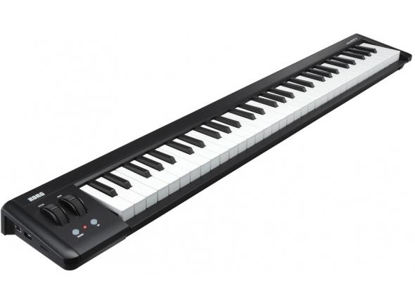 Teclados MIDI Controladores Korg MicroKEY Air 61