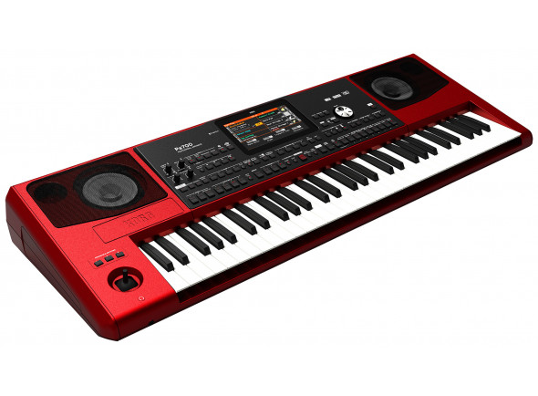 Teclados Arrangers Korg PA700 RD Professional Red
