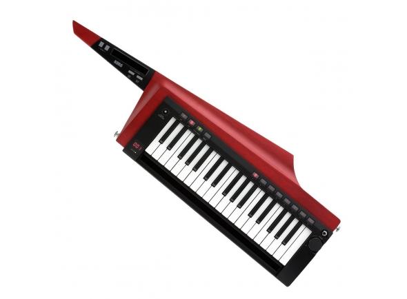Sintetizadores Korg RK100S2 Keytar, Red
