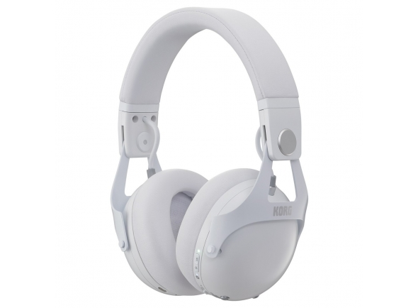 Auscultadores Korg Smart Noise Cancelling DJ Headphones, White