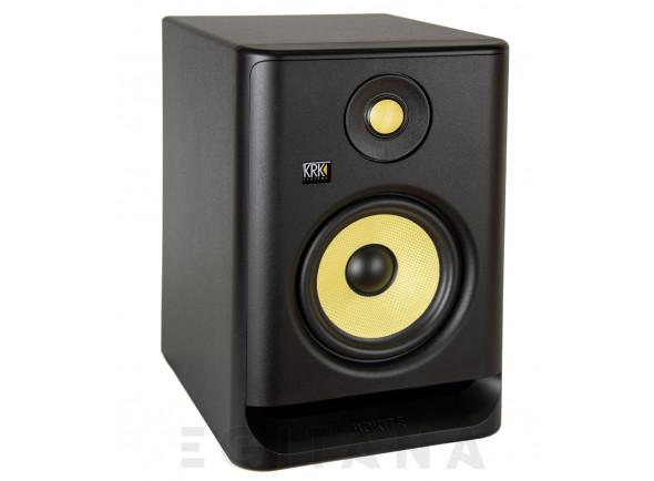 Monitores de estúdio activos KRK Rokit RP5 G4
