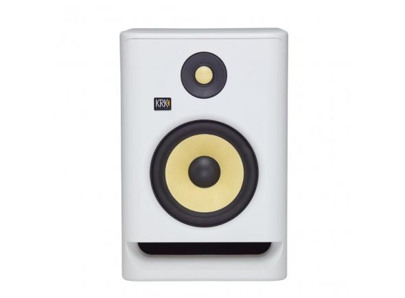 Monitores de estúdio activos KRK Rokit RP7 G4 White Noise