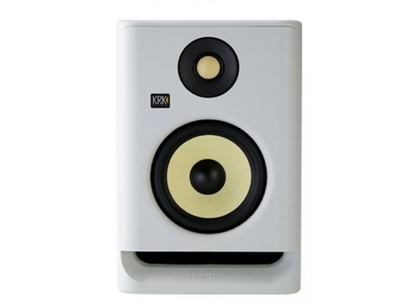 Monitores de estúdio activos KRK RP5 G4 WHITE