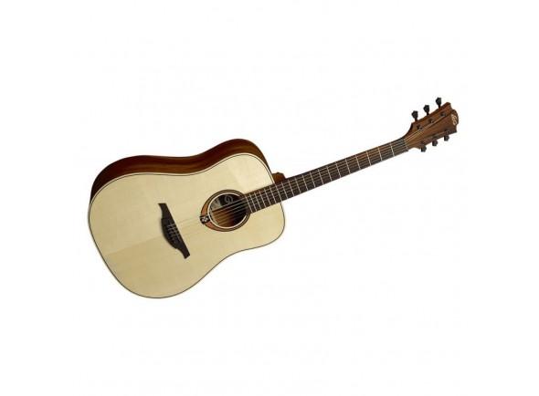 Guitarra Acústica LAG T88-D Dreadnought Solid Spruce