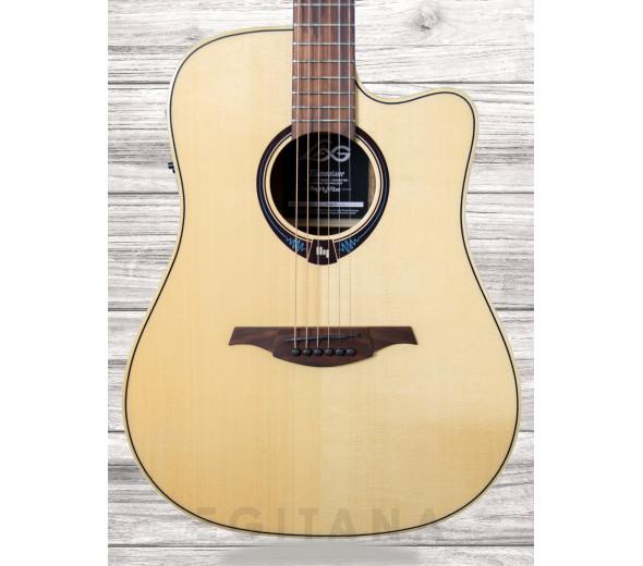 Guitarra Acústica LAG THV20DCE Tramontane HyVibe