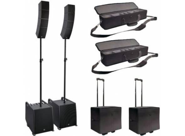 Colunas e altifalantes/Conjuntos completos PA LD Systems Curv 500 PS Pack