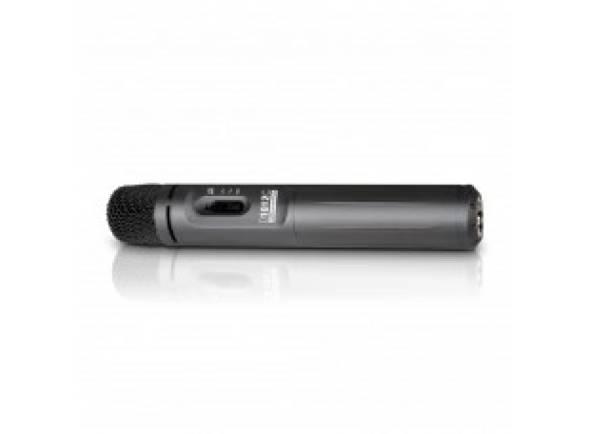 Microfone Vocal Dinâmico LD Systems D 1012 C