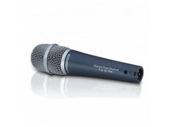 Microfone Vocal Dinâmico LD Systems D1011