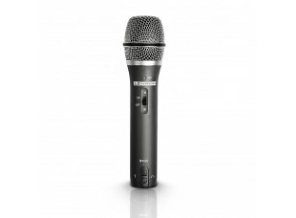 Microfone Vocal Dinâmico LD Systems D1USB
