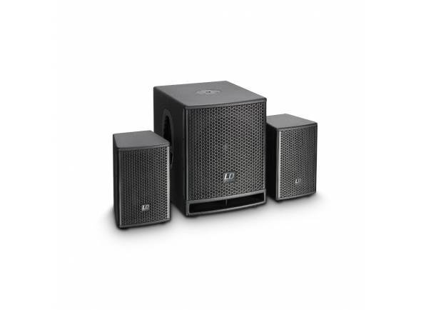 Conjuntos completos PA LD Systems Dave 10 G3