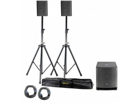 Conjuntos completos PA LD Systems Dave 15 G3 Pack