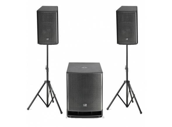 Conjuntos completos PA LD Systems Dave 18 G3 Pack