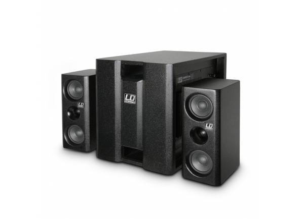 Conjuntos completos PA LD Systems Dave 8 XS