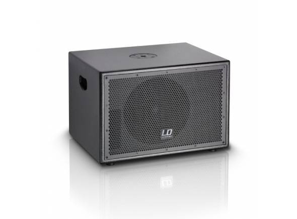 Colunas Subwoofer graves amplificadas LD Systems INSTALLATION Series - 10