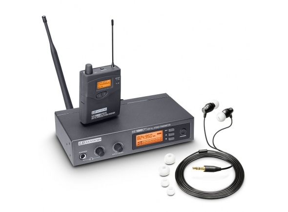 Monitorização in-ear Wireless LD Systems MEI 1000 G2 B5