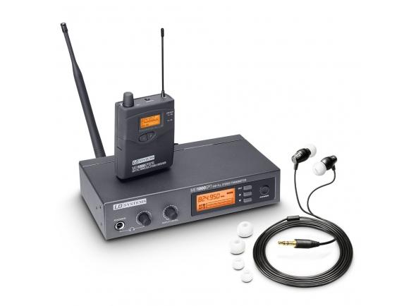 Componente para sistema sem fios LD Systems MEI1000G2