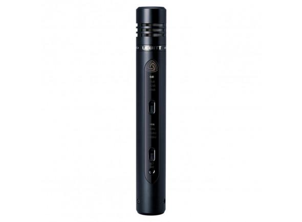 Microfone condensador membrana pequena Lewitt   Authentica LCT 340