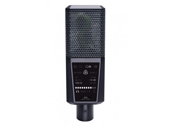 Microfones especiais Lewitt   DGT 650 USB