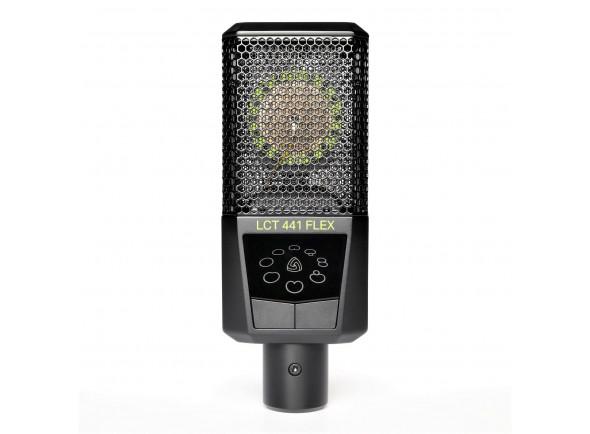 Microfone de membrana grande Lewitt   LCT 441 FLEX