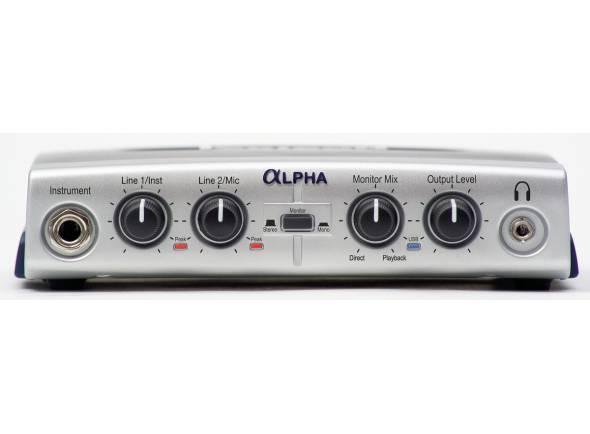 Interface Áudio USB Lexicon Alpha