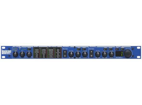 Processadores de Efeitos Lexicon MX200
