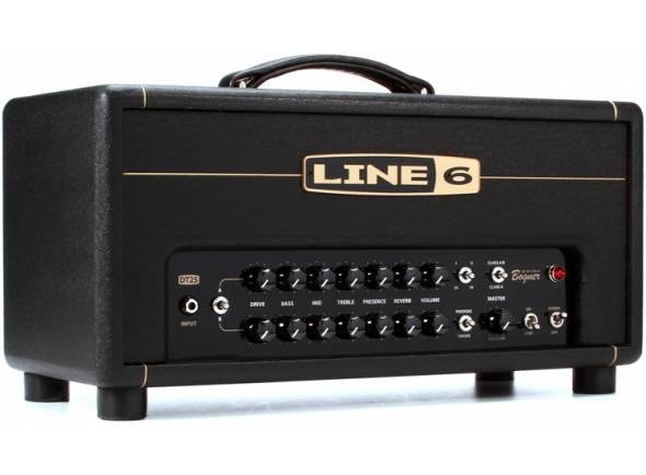 Cabeças para guitarra  Line6 DT25 Head