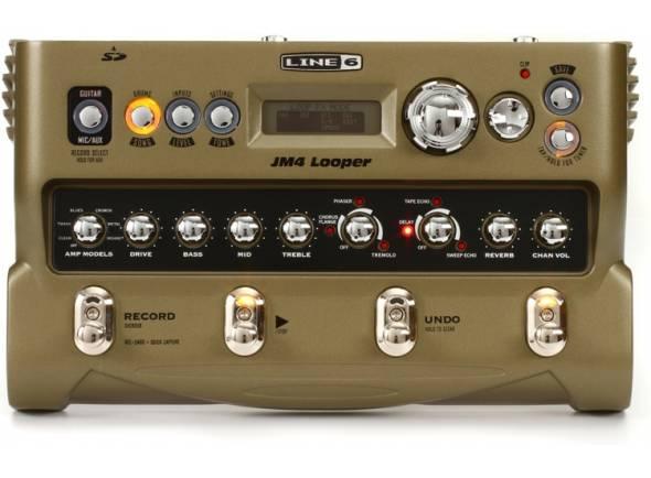 Looper Line6 JM-4 Looper
