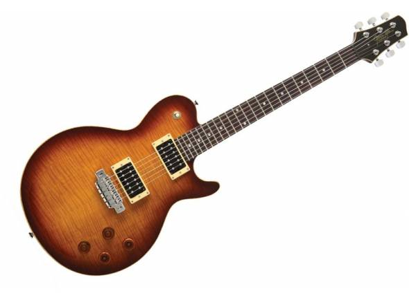 Guitarras formato Single Cut Line6 JTV-59 Tobacco Sunburst